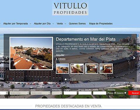Vitullo propiedades paginas web para inmobiliarias for Paginas inmobiliarias